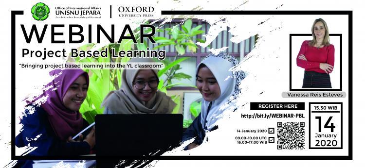 Webinar Oxford University Press